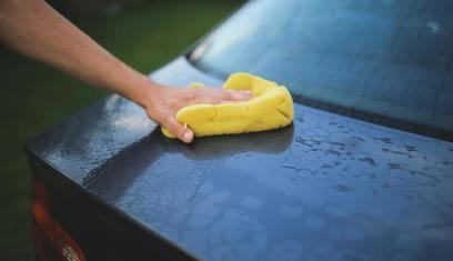 помыть авто своими руками