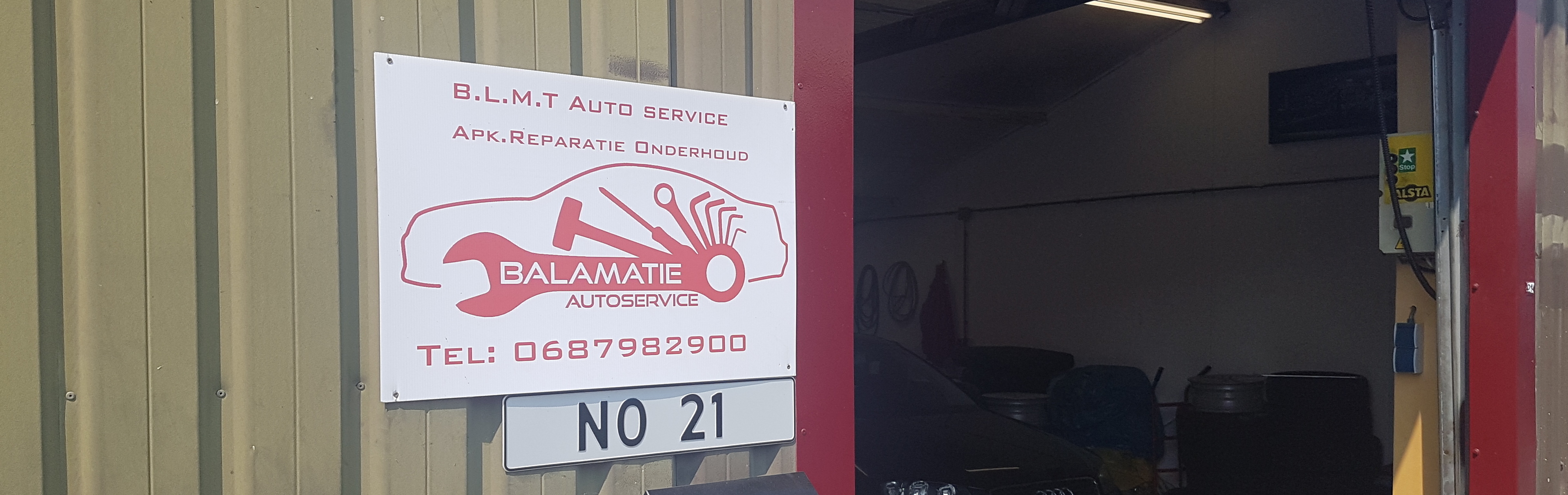 Official Brake /& Lamp Adjusting Station Auto Electrician Banner Sign