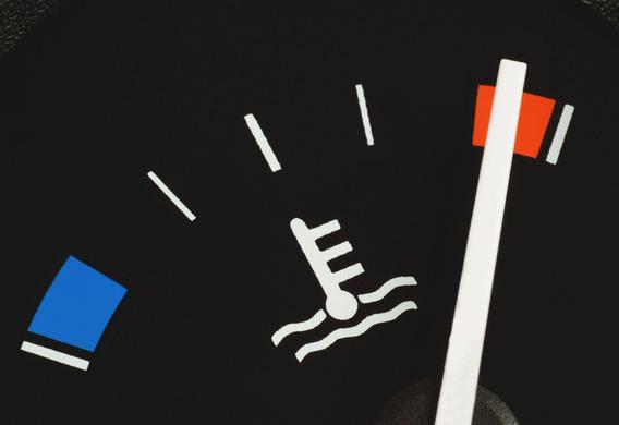 как удалить воздух из системы охлаждения