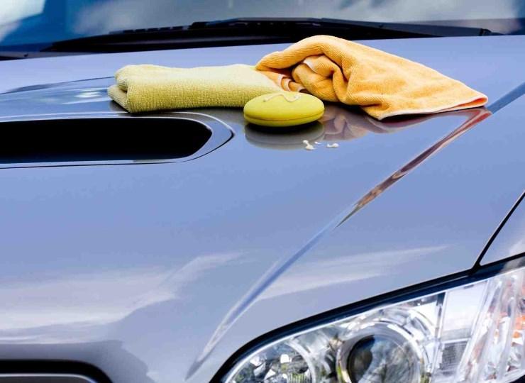 технология полировки авто